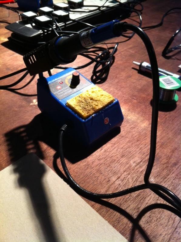 soldering stuff