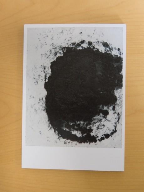 Richard Serra Invite