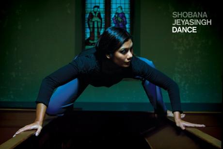 Shobana Jeyasingh Dance logo design and rebrand project