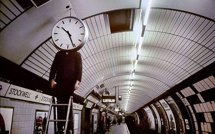 Bob Mazzer -  Clockwell (1980s)