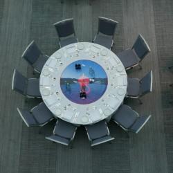 Island Table - By Chris Wainwright
