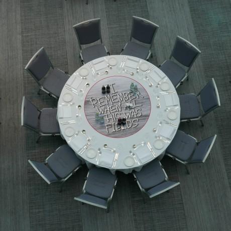 Island Table - By Gorm Ashurst