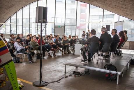 Public panel discussion